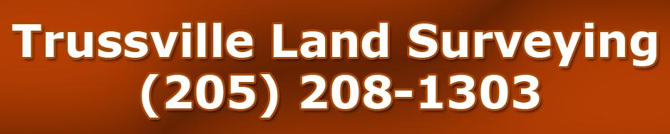 Trussville Land Surveying